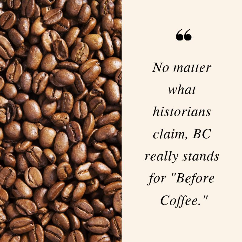 Caffeine Jolt BC Coffee