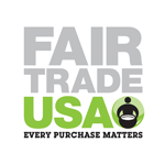 fair trade logo coffee