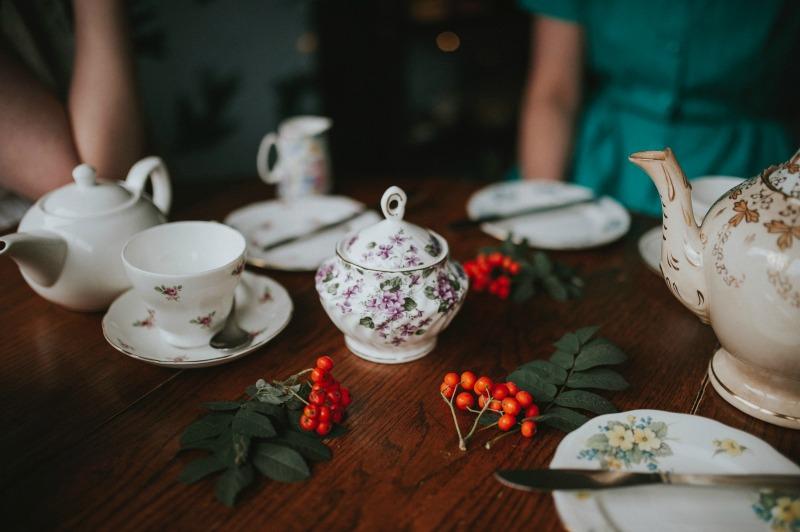 Tea Changes History Anete Lusina