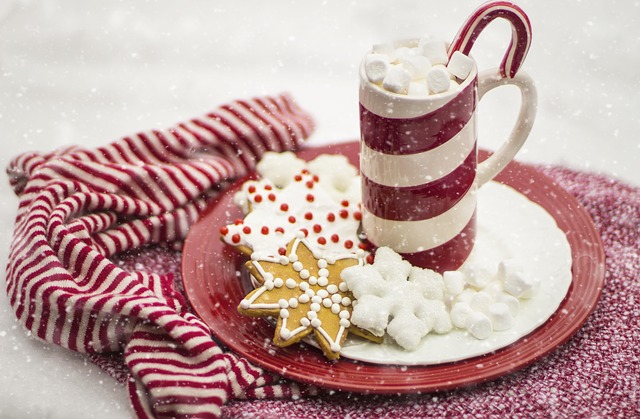 Candy cane coffee - Coffee Mills