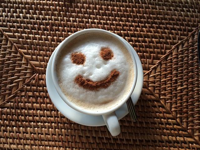 Smiley coffee - coffee-mills