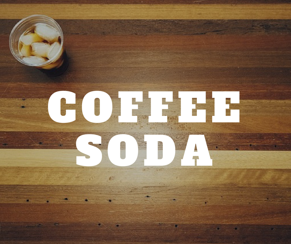 Summer's Hottest Trend: Coffee Soda