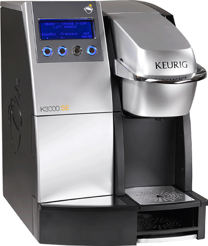 Single Cup Coffee Maker - THE KEURIG SOLUTION