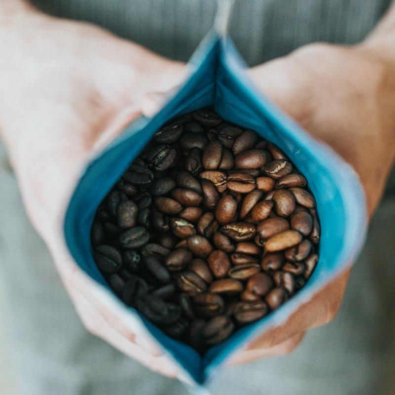 Nathan Dumlao - Coffee Mill