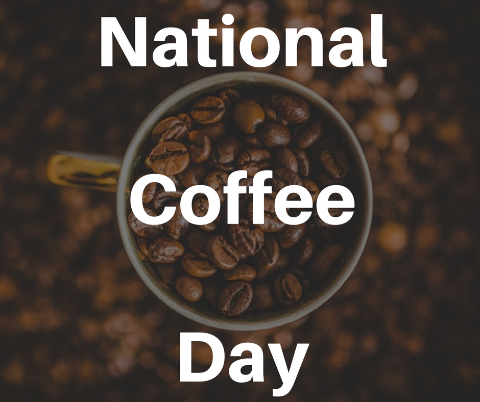 National coffee day - coffee-mills