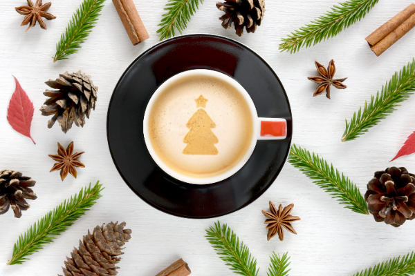 holiday coffee recipes